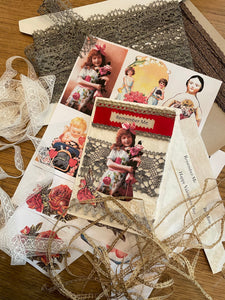 Valentine Trim Card Kit