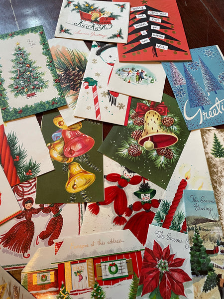 Assorted Xmas Cards 30 cards