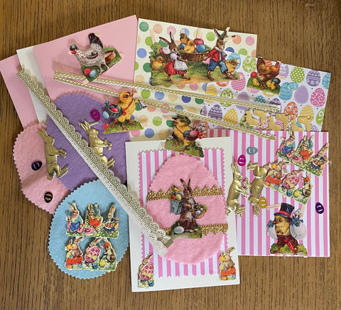 Easter Paper Card Making Kit
