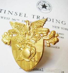 USMA West Point Hat Badge