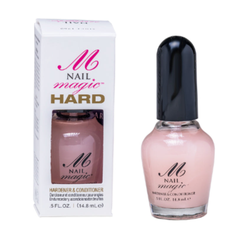 HARD Hardener & Conditioner .5 fl oz (14.8 mL) — Nail Magic