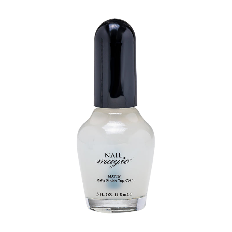 Nail Magic's MATTE finish top coat .5 fluid ounce