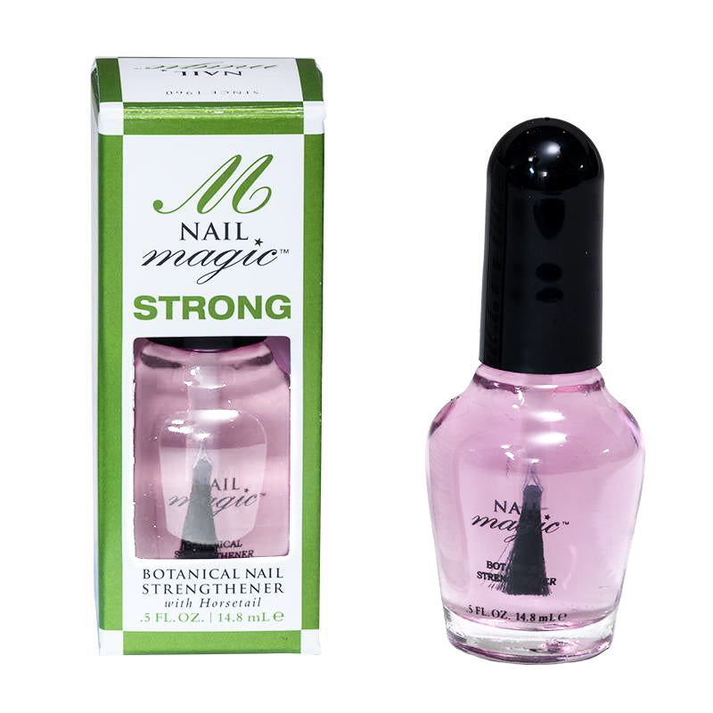 STRONG Botanical Nail Strengthener with Horsetail .5 fl oz (14.8 mL)