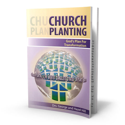 Church Planting - God's Plan For Transformation