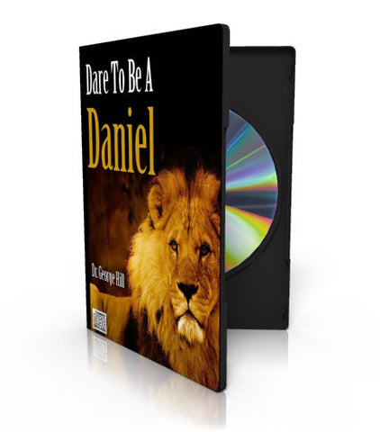 Dare To Be a Daniel, Develop an Excellent Spirit