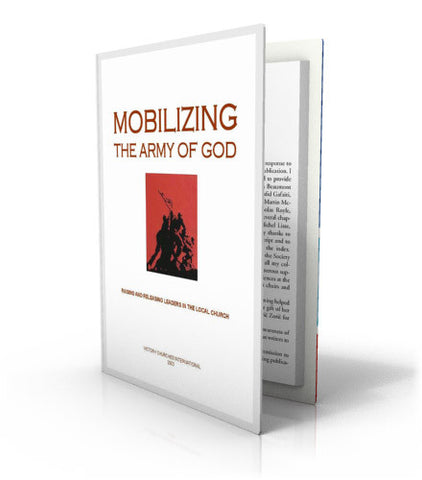 Mobilizing The Army Of God | Manual