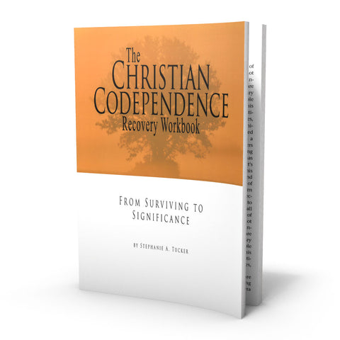 The Christian Codependence Recovery Workbook