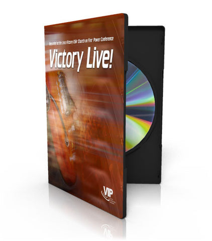 Victory LIVE Worship CD