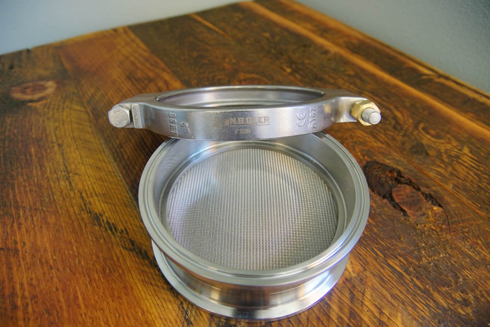 Sintered Tri-Clamp Filter