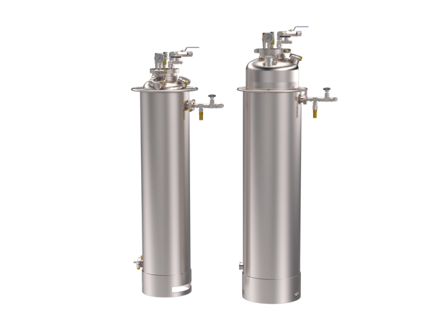 Hydrocarbon Solvent Tanks