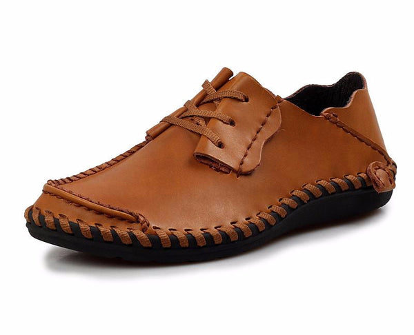 Men Leather Shoes |  Zapatos en cuero