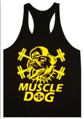 MUSCLE DOG | GYM WORKOUT