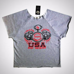 OLYMPIAN KING |WORKOUT COLECCIÓN  RAG TOPS