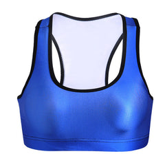 NEW  0083 Summer Sexy Girl Women Hot red fire flame 3D Prints Padded Push Up Vest Top Chest Workout Women Bras