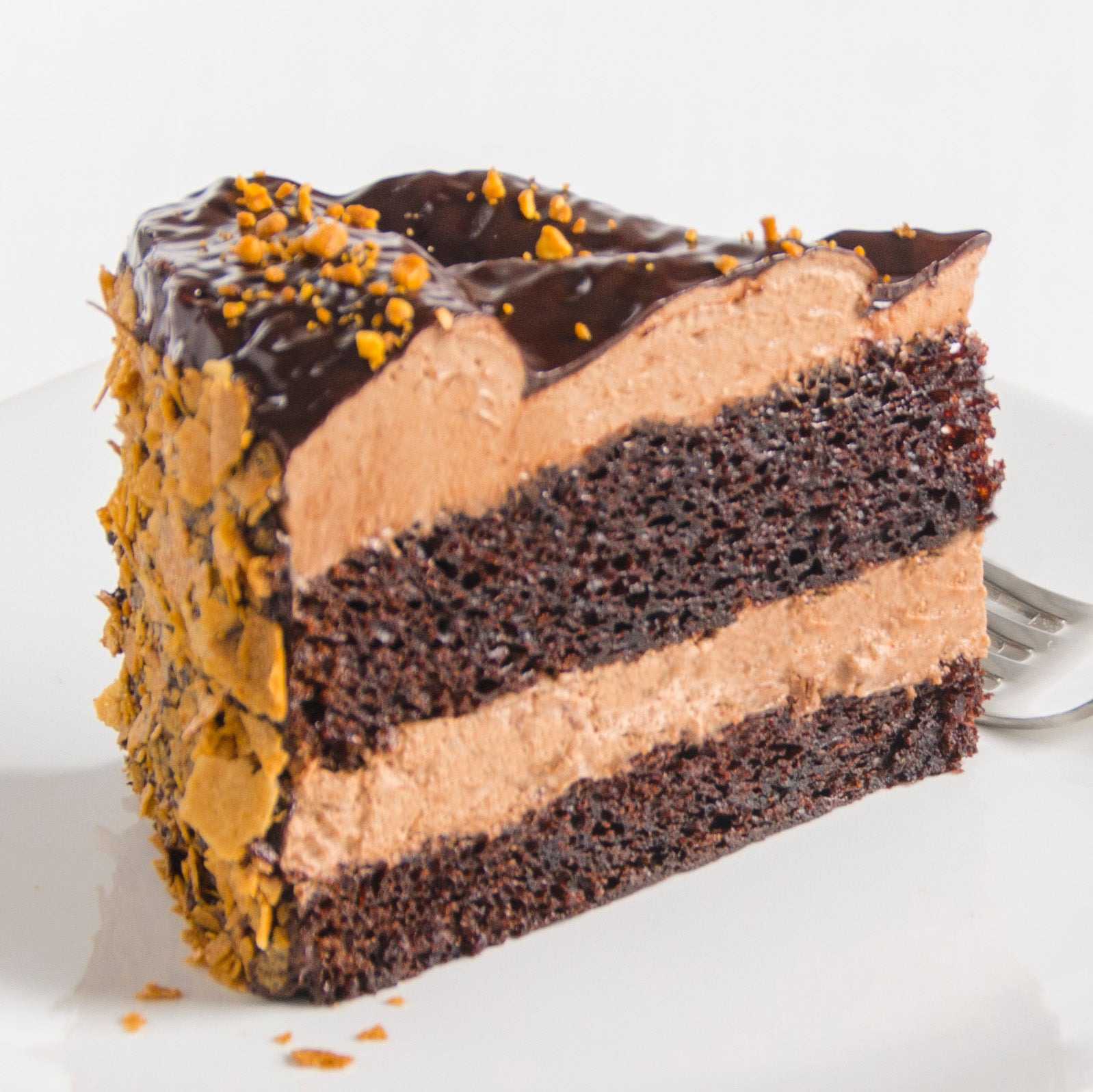 Chocolate Hazelnut Cake