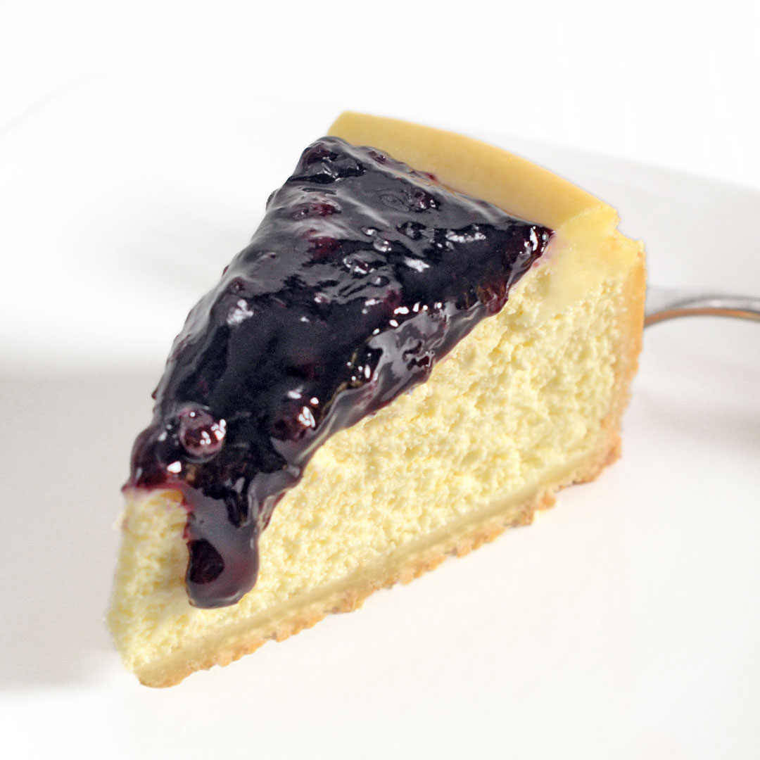 La Rocca New York Blueberry Cheesecake - Slice