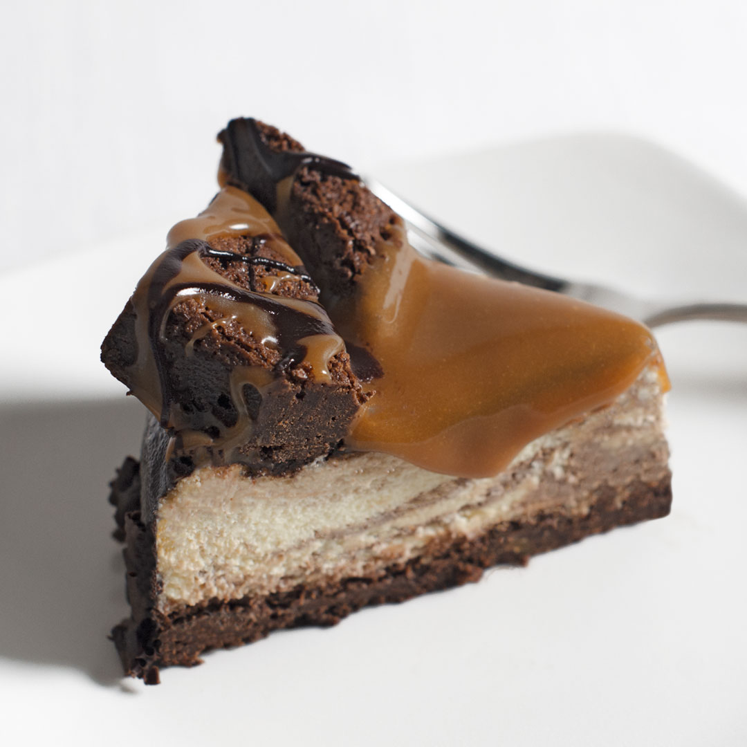 Brownie Chocolate Cheesecake