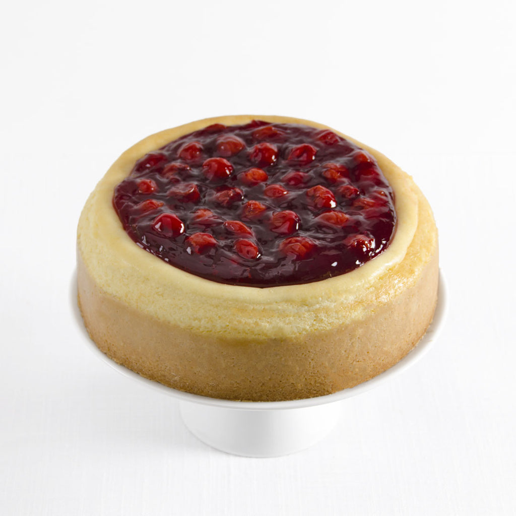 La Rocca New York Cherry Cheesecake