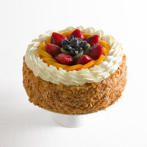 La Rocca Mixed Fruit Torte