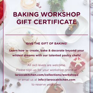 Gift Certificates for Workshops