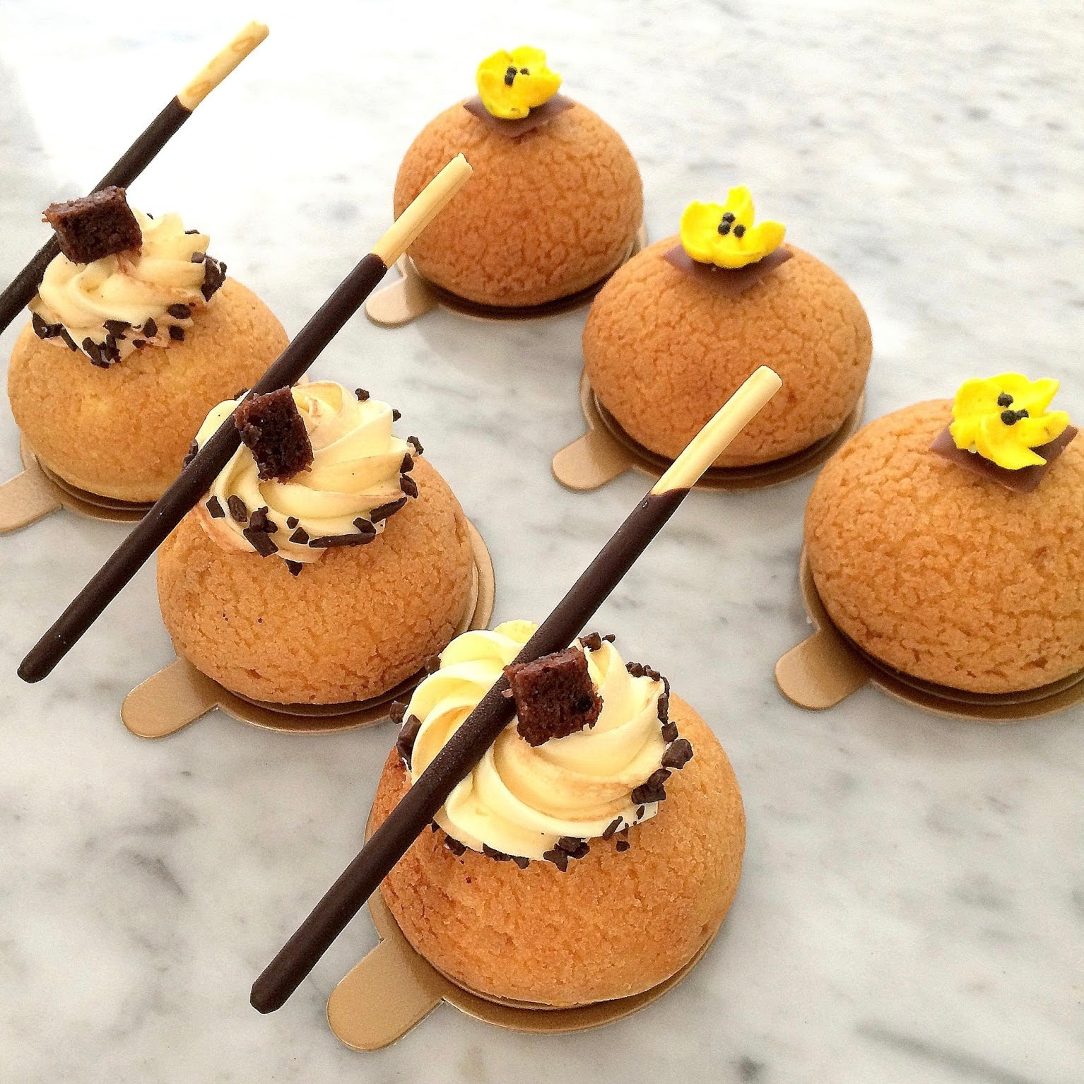 Tasty Choux Pastry (March 24)
