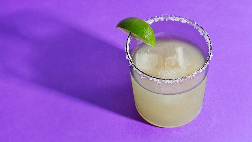 Margarita cocktail mixer & cocktail shaker
