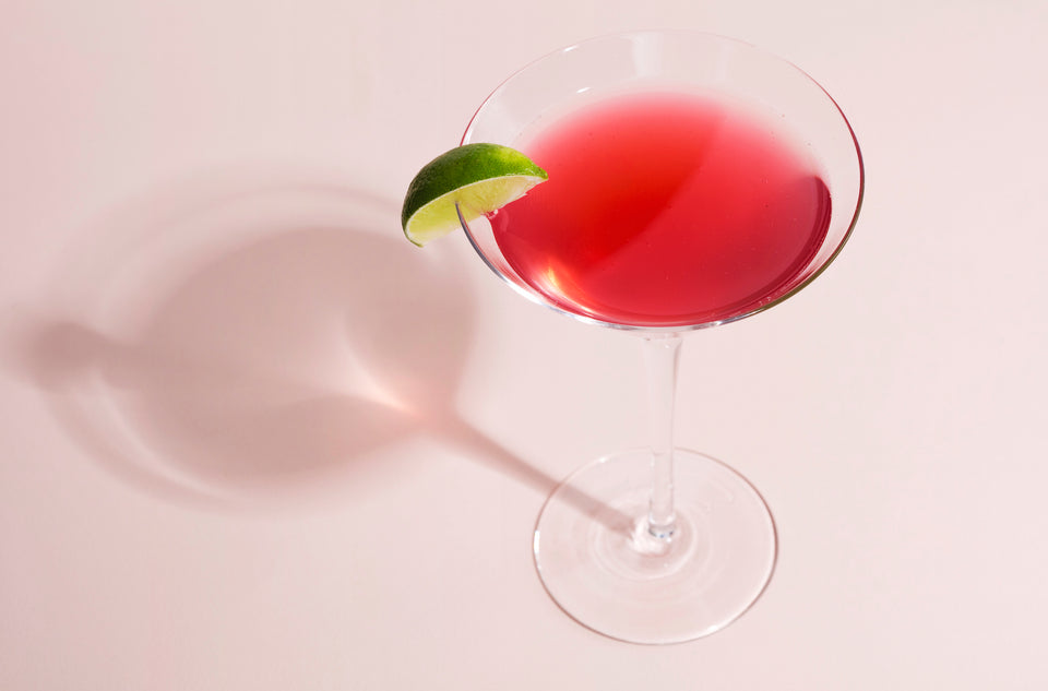 Cosmo cocktail mixer & cocktail shaker
