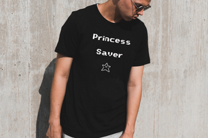 Princess saver T-shirt - Darkgamer