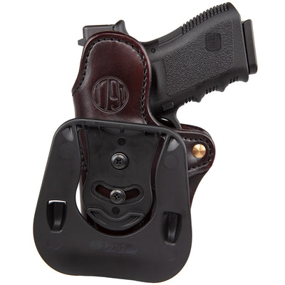 1791 Open Top 2.1 OWB Multi-Fit Paddle Holster