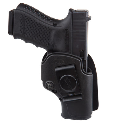 CAA Ambidextrous IWB Slim Holster for 9mm/40SW/.357 Glocks