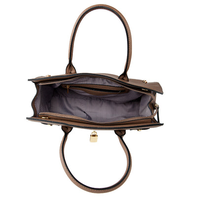 Jane Lock and Key Concealed Carry Hobo