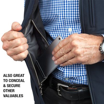Lightweight Concealed Carry Vest
