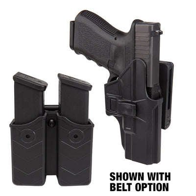 Lok Holster/Mag Pouch Combo