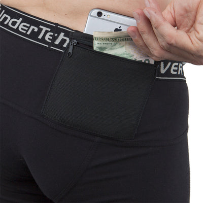 Mens Concealed Carry Front Carry Boxer-Briefs