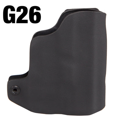 Molded Kydex Holster for Glocks with TLR-6