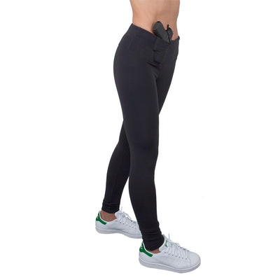 Womens Concealed Carry Original Leggings Full Length