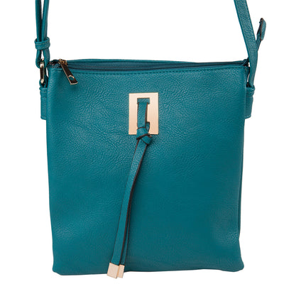 Penelope Crossbody w/ Lock & Key