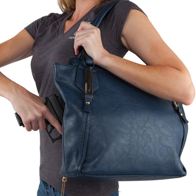 The Cherokee Lock & Key Concealed Carry Hobo w/Wallet