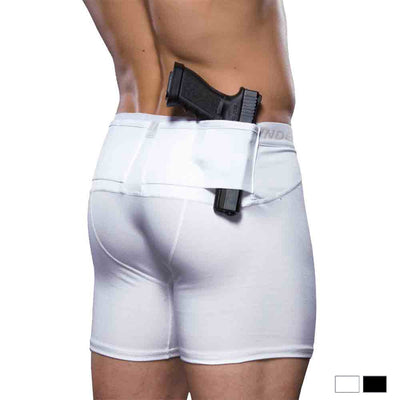 Mens Concealed Carry Boxer-Briefs