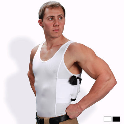 Mens Concealed Carry Tank