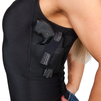 Women's Concealed Carry Tank Top
