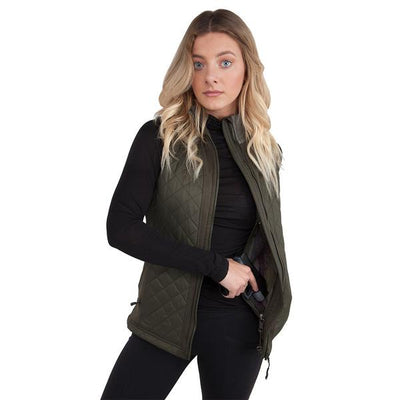 Women's Concealed Carry Crossroads Fitted Vest