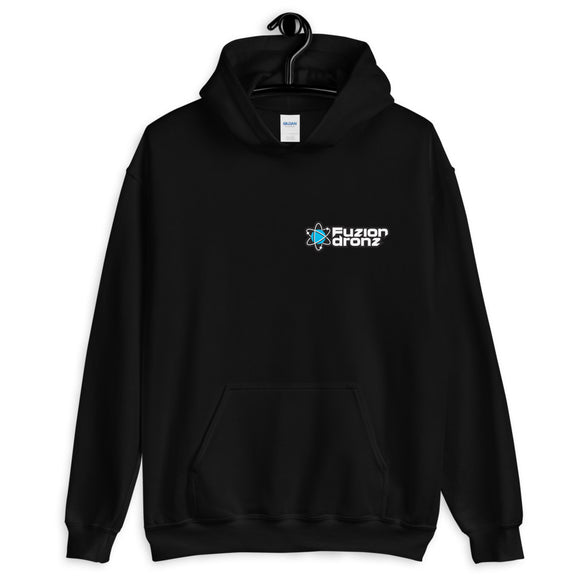 Heavy Blend Hoodie by Fuzion Dronz