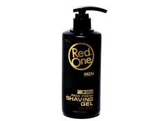 Shaving Gel Gold 500 G RedOne