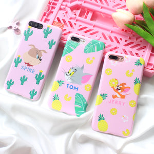 'Cartoon' Cases For iPhone