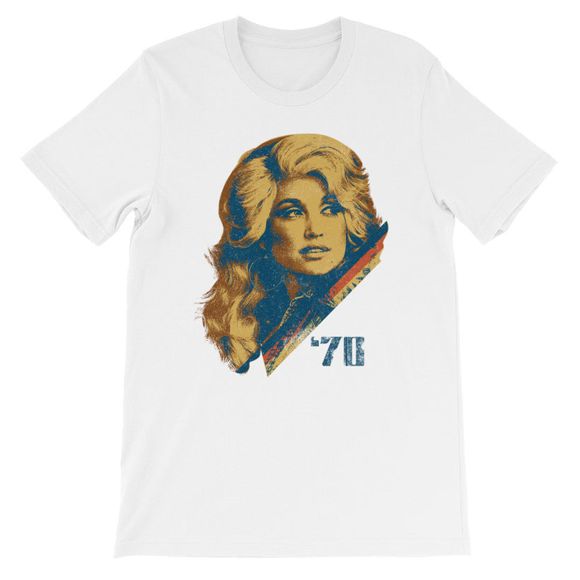 """DOLLY 1970"" Mens / Unisex short sleeve t-shirt"
