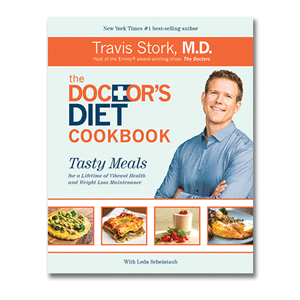 The Doctor's Diet Cookbook: Tasty Meals