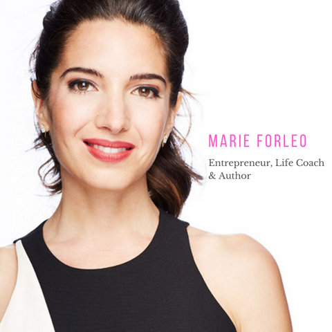 Marie Forleo Morning Routine