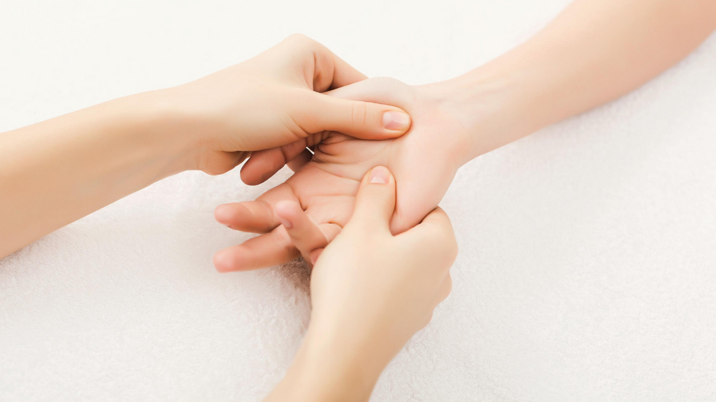How to do self- acupressure for period pain relief