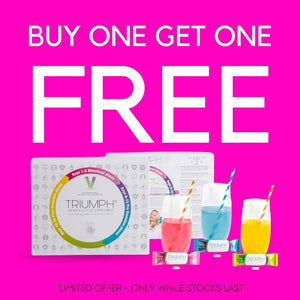 Triumph Monthly Cycle - Buy One Get One Free
